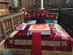 Un office orthodoxe célébré à Tunbridge-Wells après une longue interruption