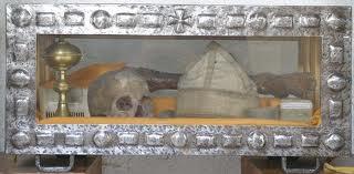 Vatican: Exposition des reliques de Saint-Pierre