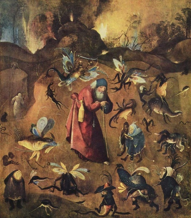 La vie de saint Antoine le Grand (251-356)