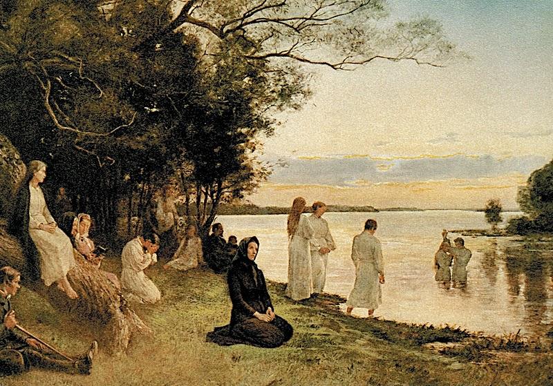 Baptême des enfants