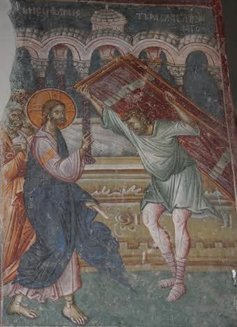 4e dimanche de Pâques - LE PARALYTIQUE DE LA PISCINE DE BÉTHESDA
