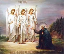 Dix icônes de la Sainte Trinité