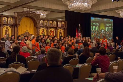 """Concile de l'OCA: """"un rêve pour l'Église"""" par le jeunes participants"""
