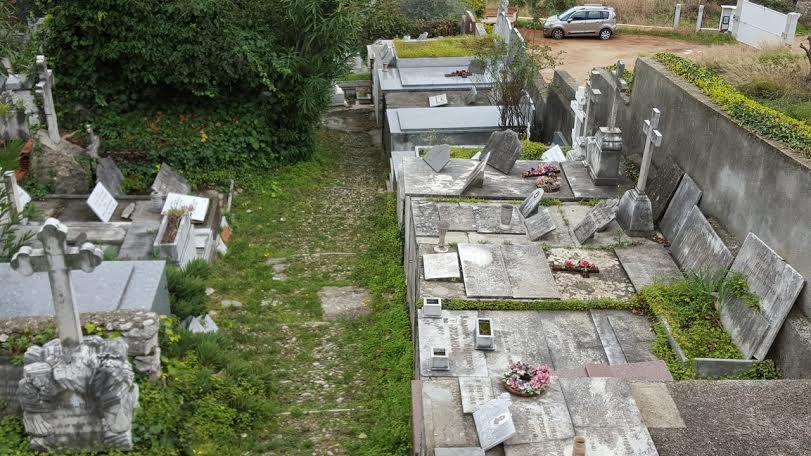 Une publication datée de 2012: Portes closes au cimetière russe de Nice  et photos récentes (2016)