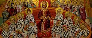 7ème dimanche de Pâques: Saints Pères du Premier Concile Œcuménique