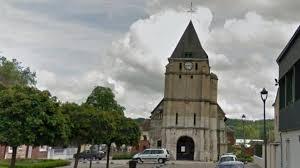 Condoléances de Sa Sainteté le Patriarche Cyrille suite à l'attaque contre une église et à l'assassinat d'un prêtre catholique dans la banlieue de Rouen (France)