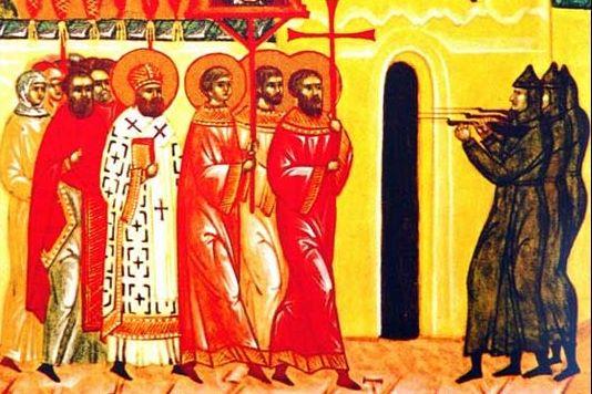 De la sainteté nouvelle et du Mal éternel