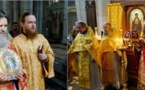 Pèlerinage pour vénération  du Voile se l'Intercession de la Très -Sainte Mère de Dieu  dans la cathédrale de Chartres