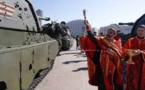 L'Église orthodoxe russe envisage d'abandonner la bénédiction des armes