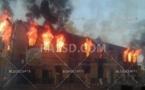 Les coptes égyptiens: au moins 25 églises ont été incendiées entre le 14 et le 15 août 2013