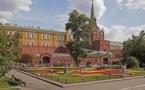 L'obélisque des Romanov sera installé à nouveau dans le jardin Alexandre, près de l'enceinte du Kremlin de Moscou