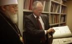 Une exposition consacrée à l'histoire de l'Eglise orthodoxe russe à l'étranger (EORHF) à Moscou