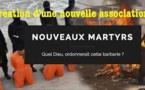 Manifestation Nouveaux Martyrs: Dimanche 14 JUIN à 15 heures