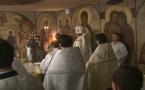 VIDEO: Ordination diaconale à l'église des Trois-Saints-Docteurs (13 janvier 2013)