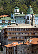 Fête patronale du monastère russe du Mont-Athos