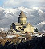Le métropolite Cyrille s'est entretenu avec le patriarche de Géorgie