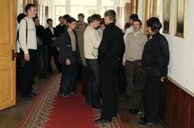 Le séminaire de Moscou accueille cette année 90 nouveaux séminaristes