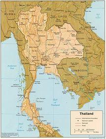 Ordination du premier prêtre orthodoxe thaïlandais