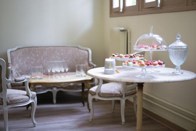 Le salon de thé et la librairie Sainte-Geneviève ouverts dans les annexes du Séminaire orthodoxe russe à Épinay-sous-Sénart