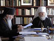 Réunion du Synode des évêques de l'Eglise russe hors frontières