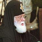 Le patriarche de Géorgie remercie l'Eglise orthodoxe russe pour son soutien