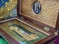 Les reliques de saint Séraphin de Sarov seront apportées en Grèce