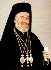 Visite en France du patriarche d'Antioche