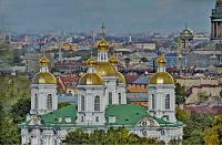 Visite du patriarche Alexis dans le diocèse de Saint-Pétersbourg
