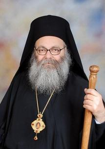 Intronisation à Paris du nouveau métropolite du patriarcat d'Antioche