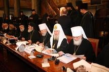 Le patriarche Alexis a participé à la session finale de la rencontre des primats et représentants des Eglises orthodoxes à Istanbul