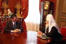 Le patriarche Alexis réitère l'attachement de l'Eglise orthodoxe russe à l'intégrité territoriale de la Serbie