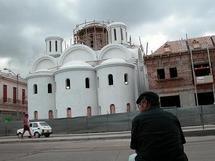 Consécration de la première église orthodoxe russe à La Havane