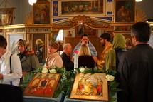 Fête patronale de la paroisse de la Protection de la Mère de Dieu à Lyon