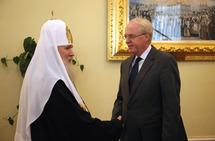 Le nouvel ambassadeur des Etats-Unis en Russie a rendu visite au patriarche de Moscou