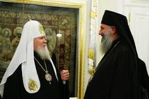 Patriarche Alexis: 'Rien ne peut ébranler la communion fraternelle des Eglises de Russie et de Géorgie'