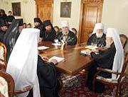 Un nouveau diocèse et trois nouveaux évêques pour l'Eglise orthodoxe ukrainienne