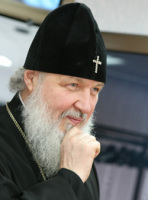 Le métropolite Cyrille a reçu la direction de l'Aide à l'Eglise en détresse