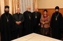 Le président du Conseil pontifical de la culture a visité l'académie de théologie de Moscou