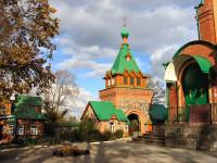 Le président d'Estonie a visité le monastère orthodoxe de Puhtica