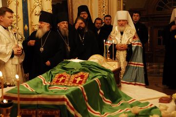 Le métropolite Cyrille de Smolensk élu locum-tenens du siège patriarcal