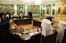 Le concile local qui élira le patriarche de Moscou se tiendra du 27 au 29 janvier 2009