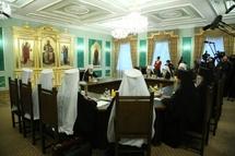 DOCUMENT: Résolution du Saint-Synode sur la composition du concile local électif