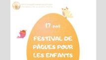 Festival de Pâques pour enfants au Centre spirituel et culturel