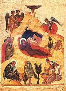Message de Noël de l'archevêque Innocent de Chersonèse