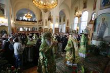 Centenaire de la naissance au ciel de saint Jean de Cronstadt