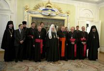 Reportage de KTO sur la visite en Russie du cardinal André Vingt-Trois