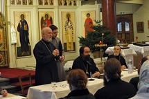 Assemblée diocésaine de l'Eglise orthodoxe russe en Grande-Bretagne