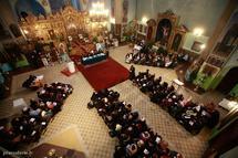 Concile extraordinaire de l'Eglise orthodoxe en Lettonie
