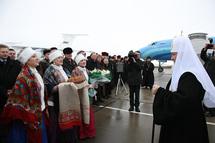 """Patriarche Cyrille: """"C'est à Smolensk que j'ai découvert la Russie"""""""
