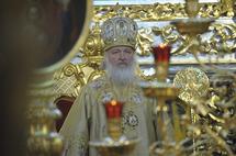 Le patriarche Cyrille prévoit de se rendre à Kiev